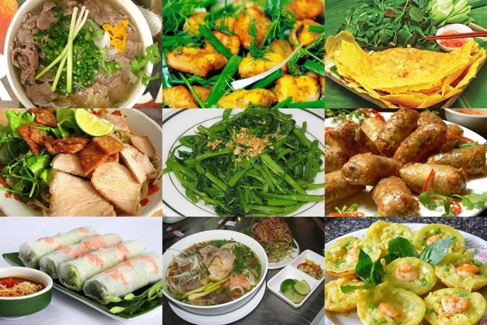 Hanoi Street Foods • Hanoi Homestay