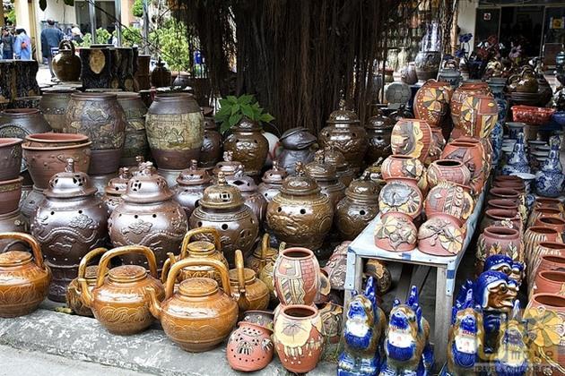 Bat-Trang-Pottery